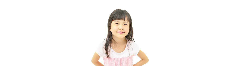 Little girl with seasonal allergies